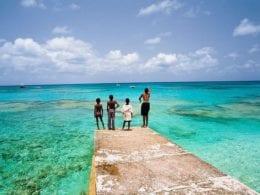 À la découverte des îles Turquoises