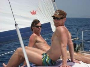 Gay Santorin