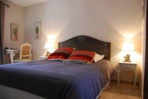 Villa Bacchus bed and breakfest gay Saint-Tropez