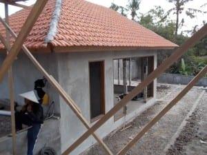Construire une maison à Bali