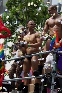 Gay Pride parisienne