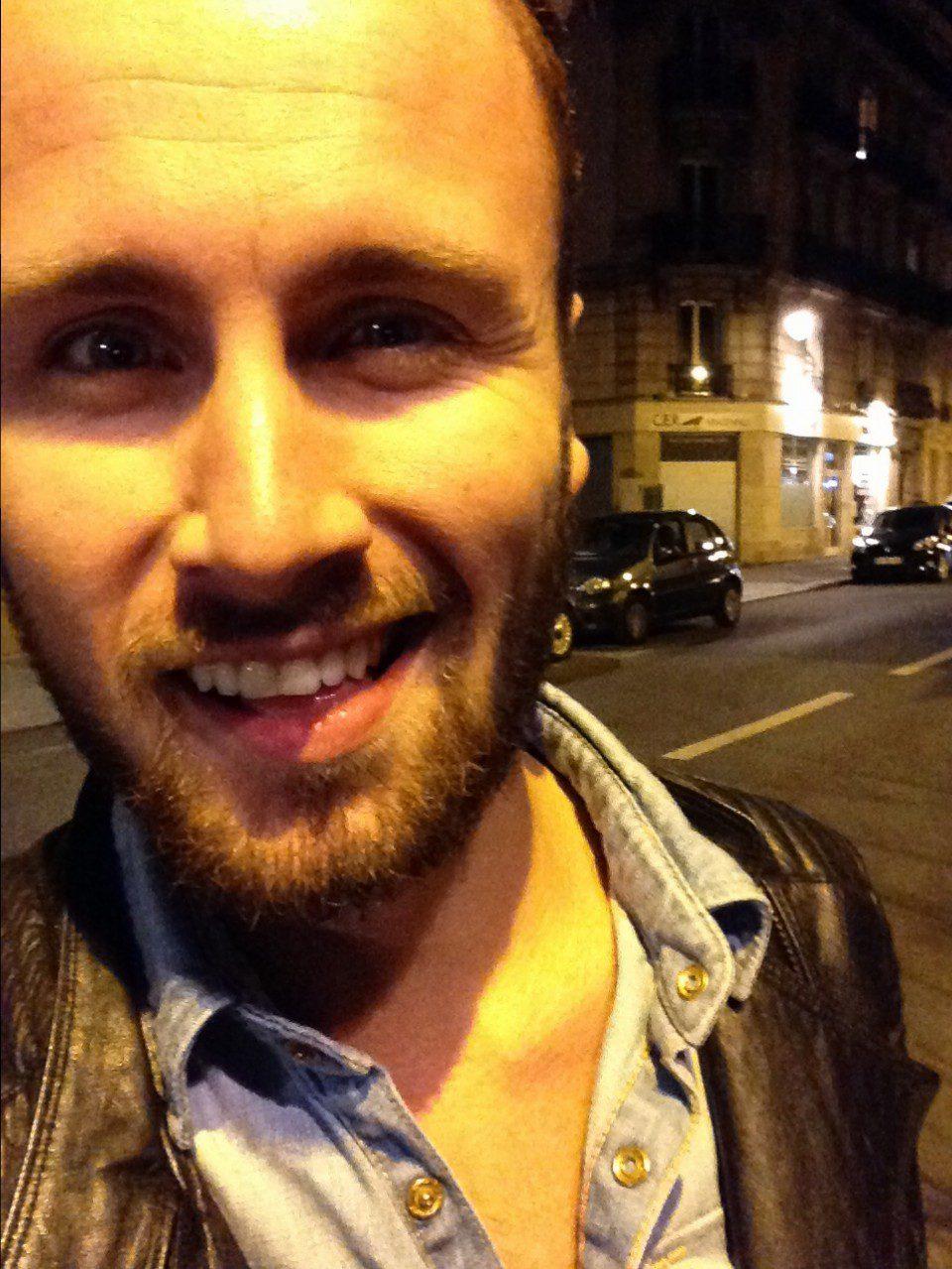 Pierre Cauvin gay de Paris