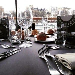 Restaurant gay à Paris