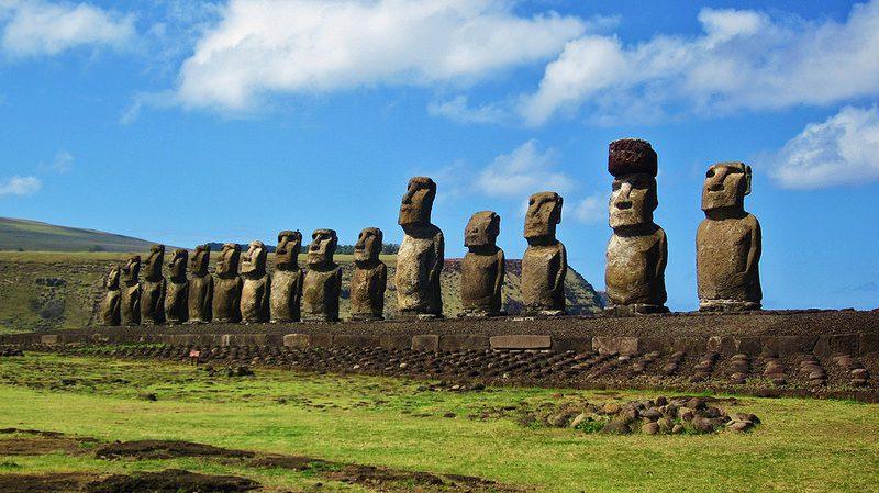 Top 5 des attractions touristiques de l'île de Pâques