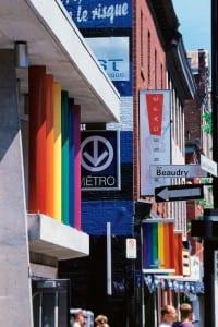 Village gay de Montréal