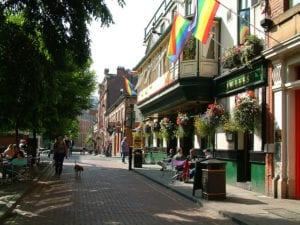 5 destinations gay de l'Angleterre
