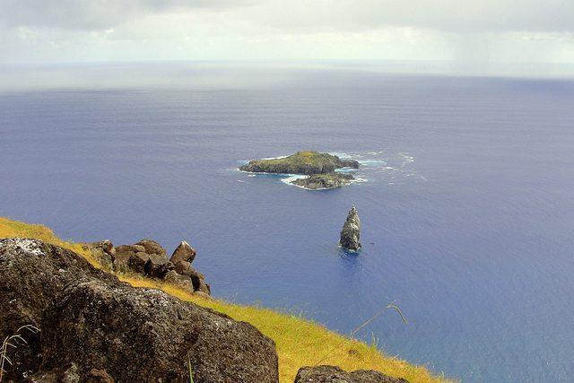 Ilot Moto Nui ile de Pâques