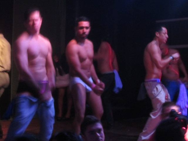 Discothèque gay à Pâques