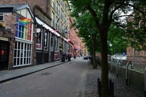 Gay Manchester Angleterre