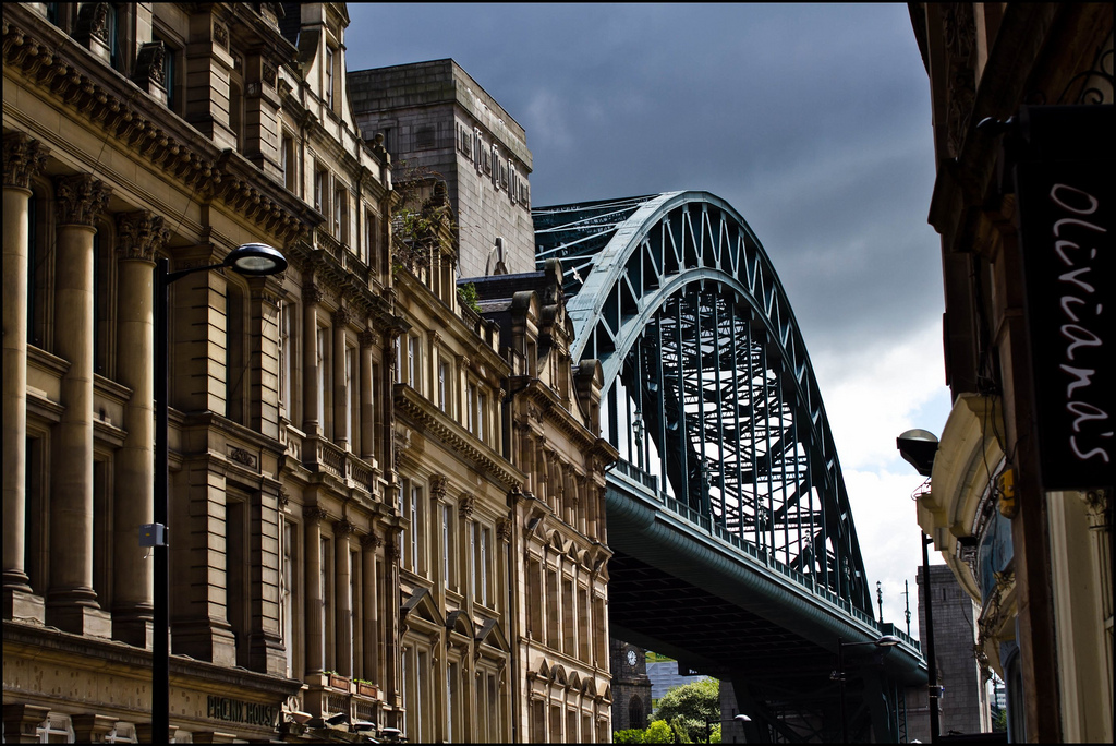 Gay Newcastle Angleterre