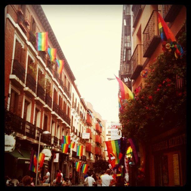 Madrid gay friendly
