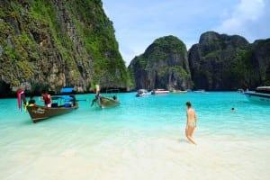 Plages de Koh Phi Phi