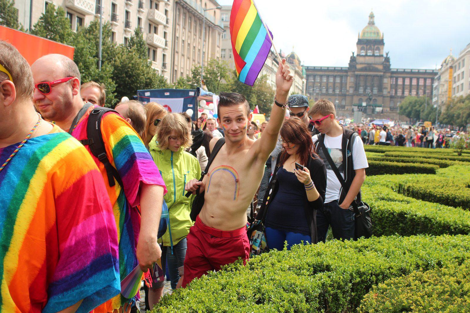 Prague gay friendly