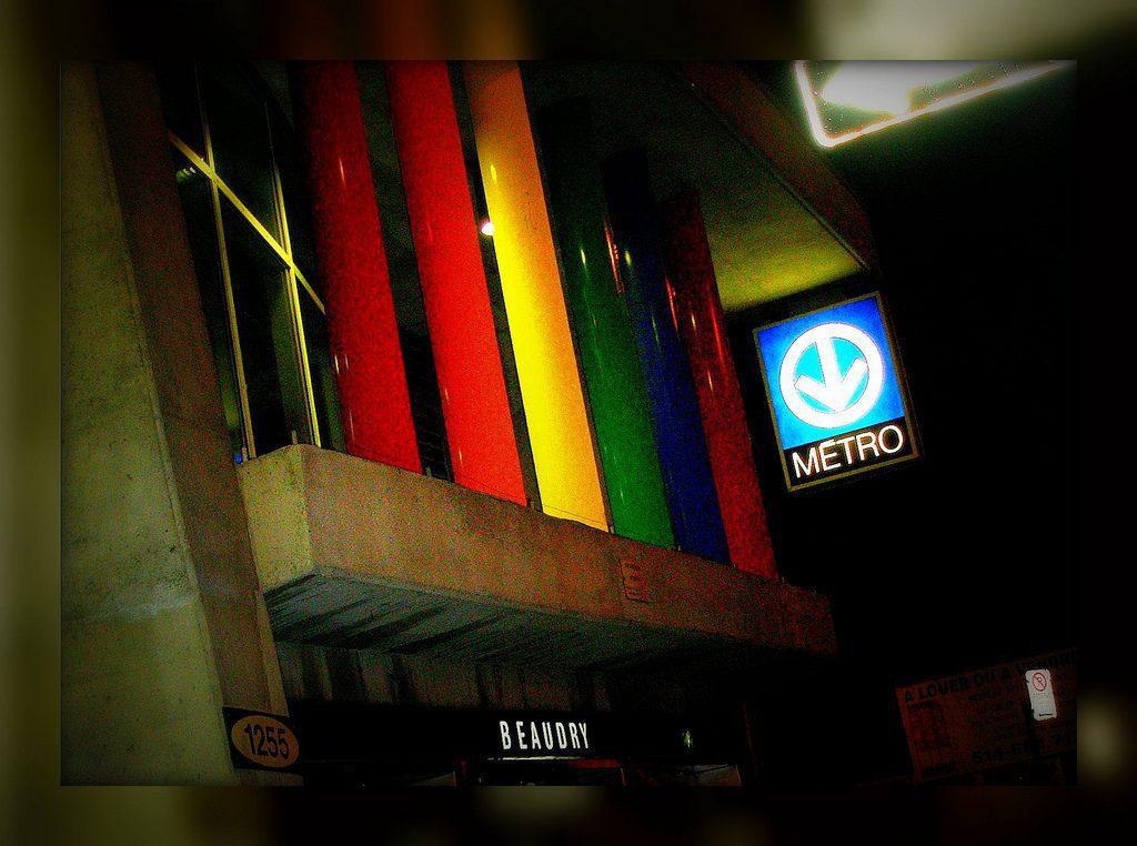 Quartier gay