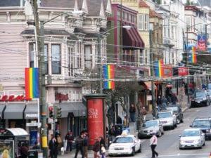 Liste des quartiers gay dans le monde (Village gay)