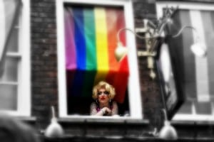 Village gay dans le monde