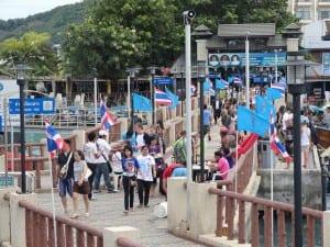 Village de Tonsaï à Koh Phi Phi