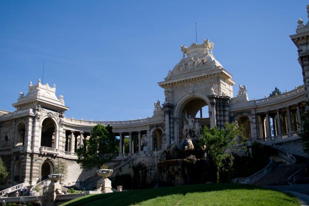 Palais Longchamp de Marseille