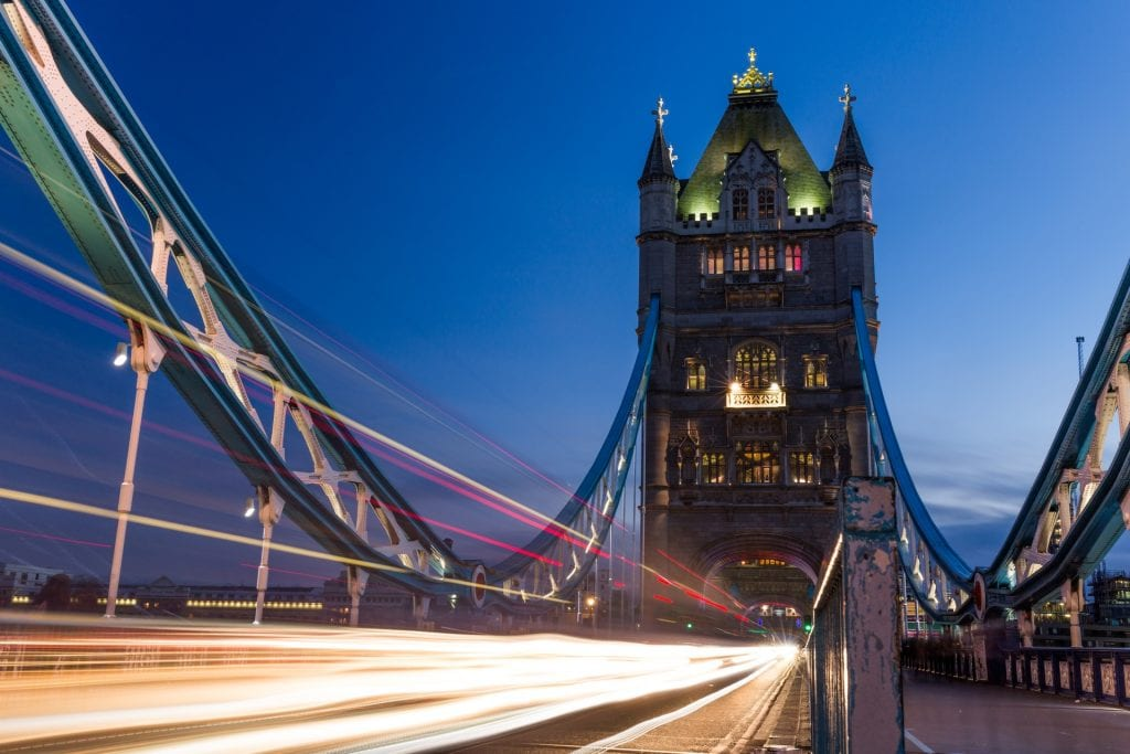 Pont du Tower Bridge de Londres