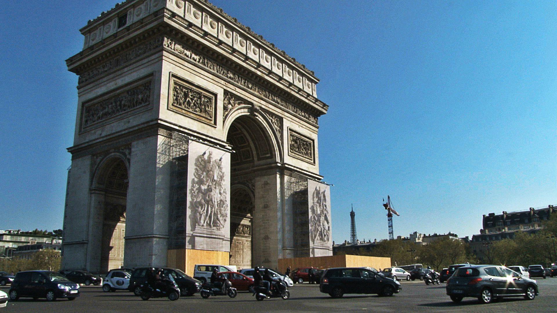 Arc de Triomphe à Paris : Quoi faire
