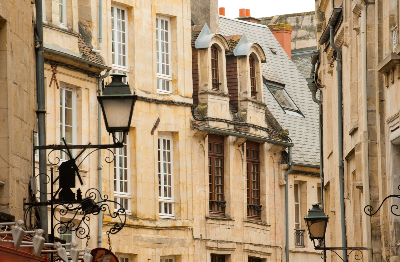 Destination gay à Caen