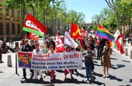 Gay Pride d'Aix-en-Provence