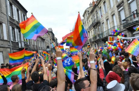 Gay Pride de Bordeaux