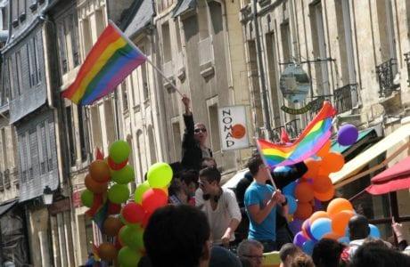 Gay Pride de Caen