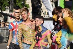 Gay Pride de Londres