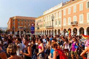 Gay Pride de Nice : Pink Parade