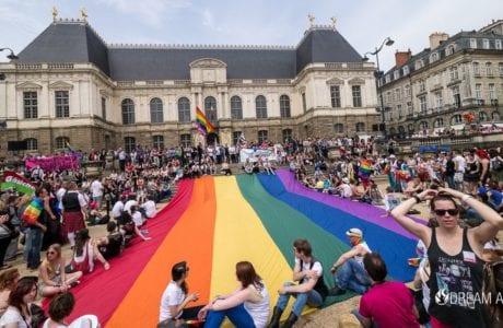 Gay Pride de Rennes