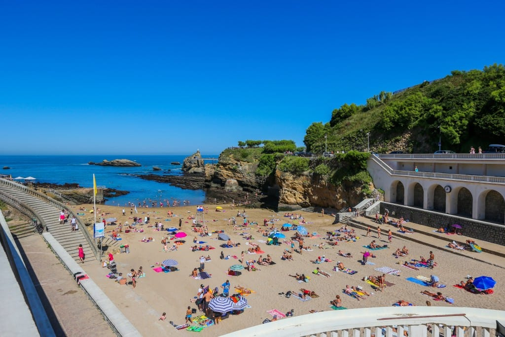 Guide gay de Biarritz
