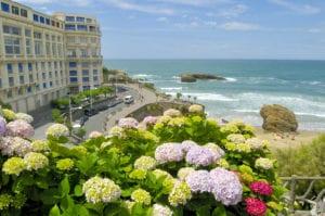 Quartier gay de Biarritz