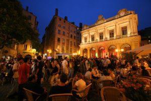 Quartier gay de Lyon