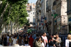 Quartier gay de Marseille