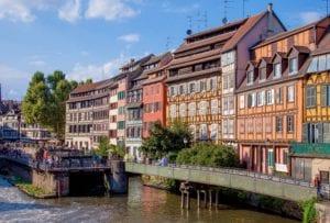 Quartier gay de Strasbourg la Petite France