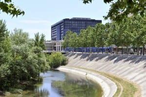 Rives du Lez à Montpellier : ballade