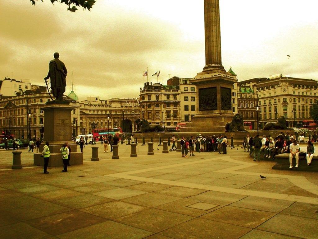 Trafalgar Square de Londres