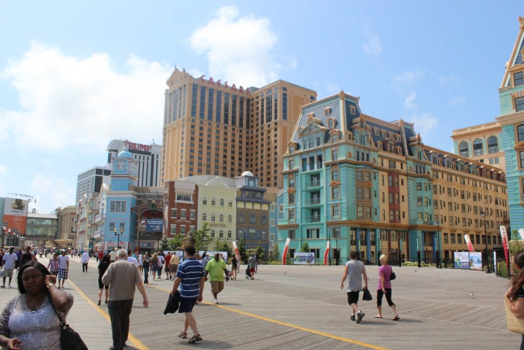 Les casinos d'Atlantic City