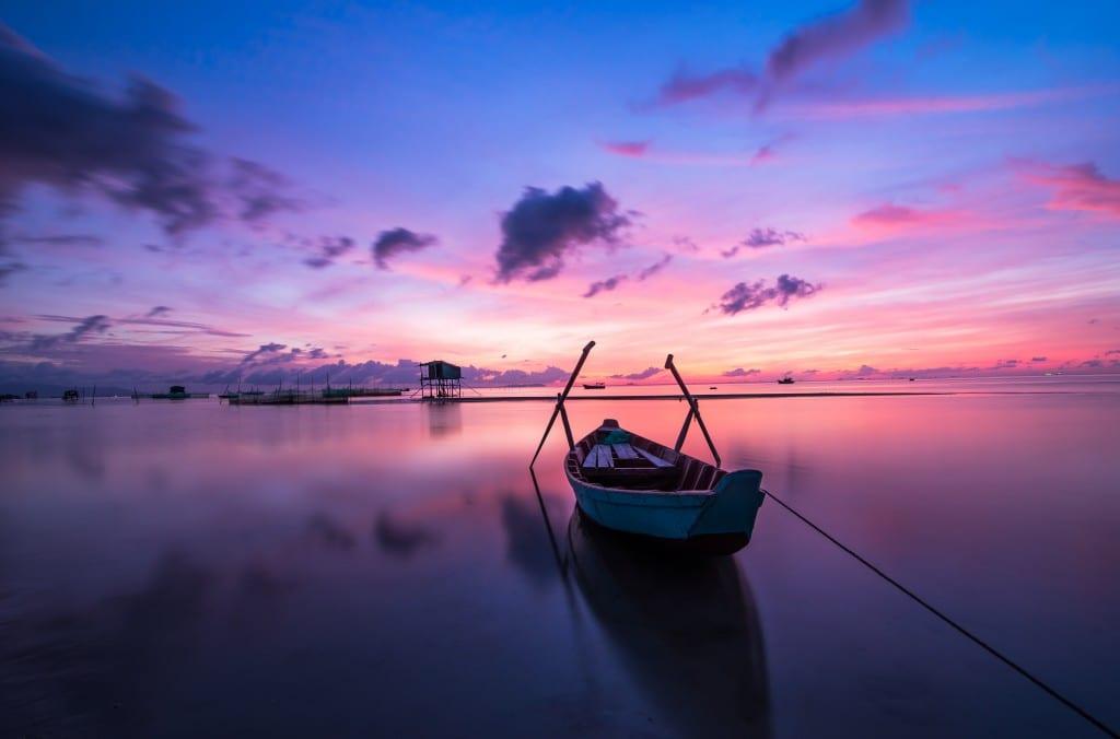 Location d'embarquement à Bali