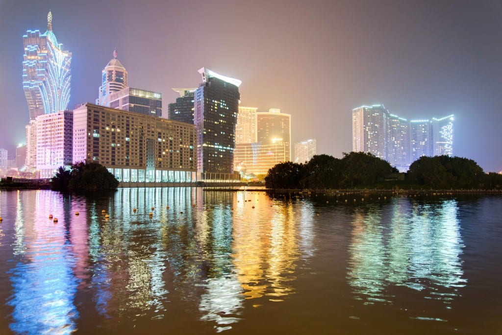 Les casinos de Macao