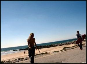 Costa da Caparica : Plage gay de Lisbonne