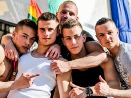 Bruxelles : capitale gay de la Belgique