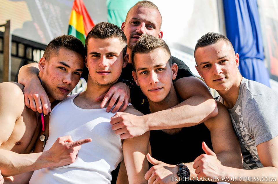 Site de gay belge. La datation.