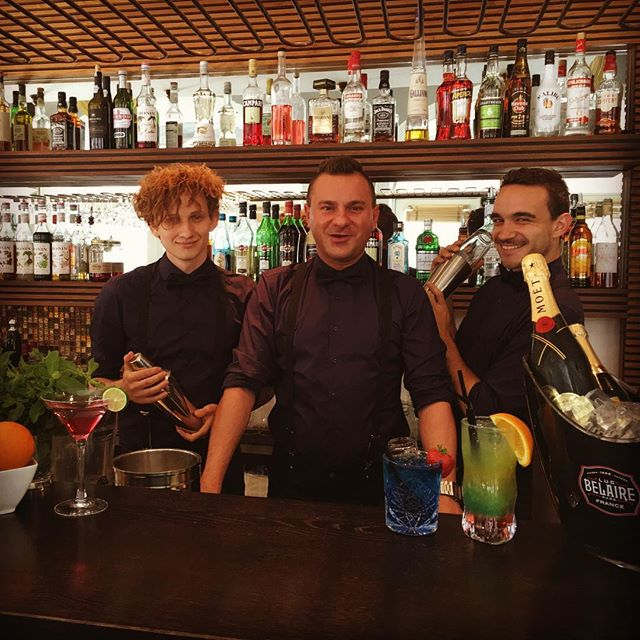 Copenhague Oscar Bar and Café