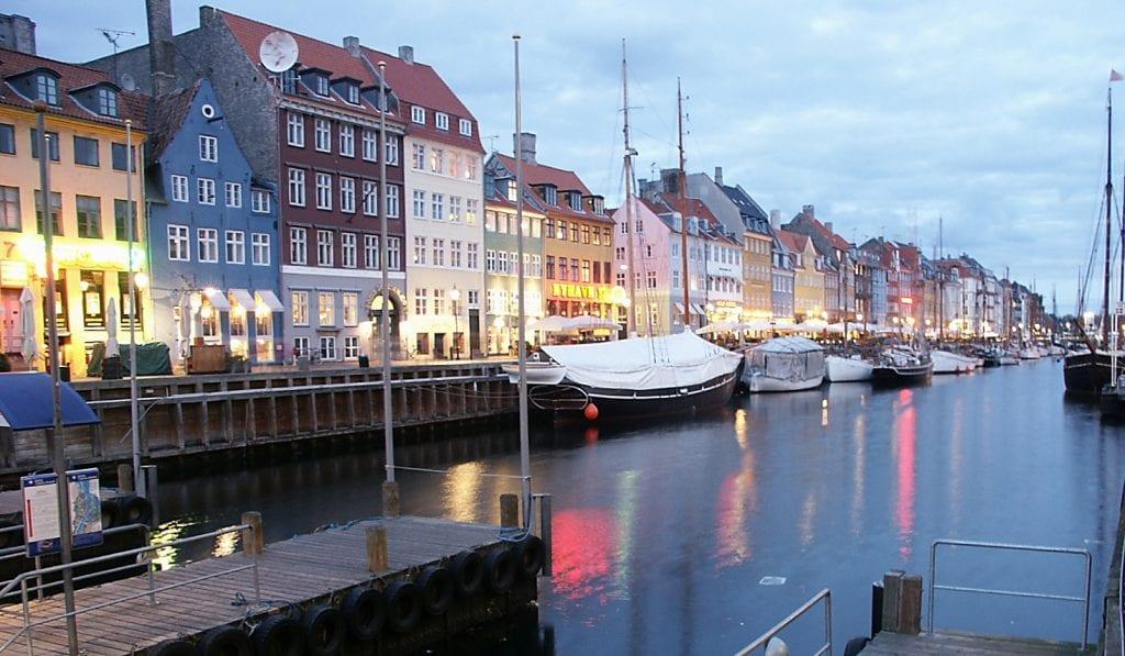 Danemark gay friendly