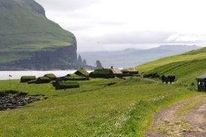 Destination touristique des îles Féroé