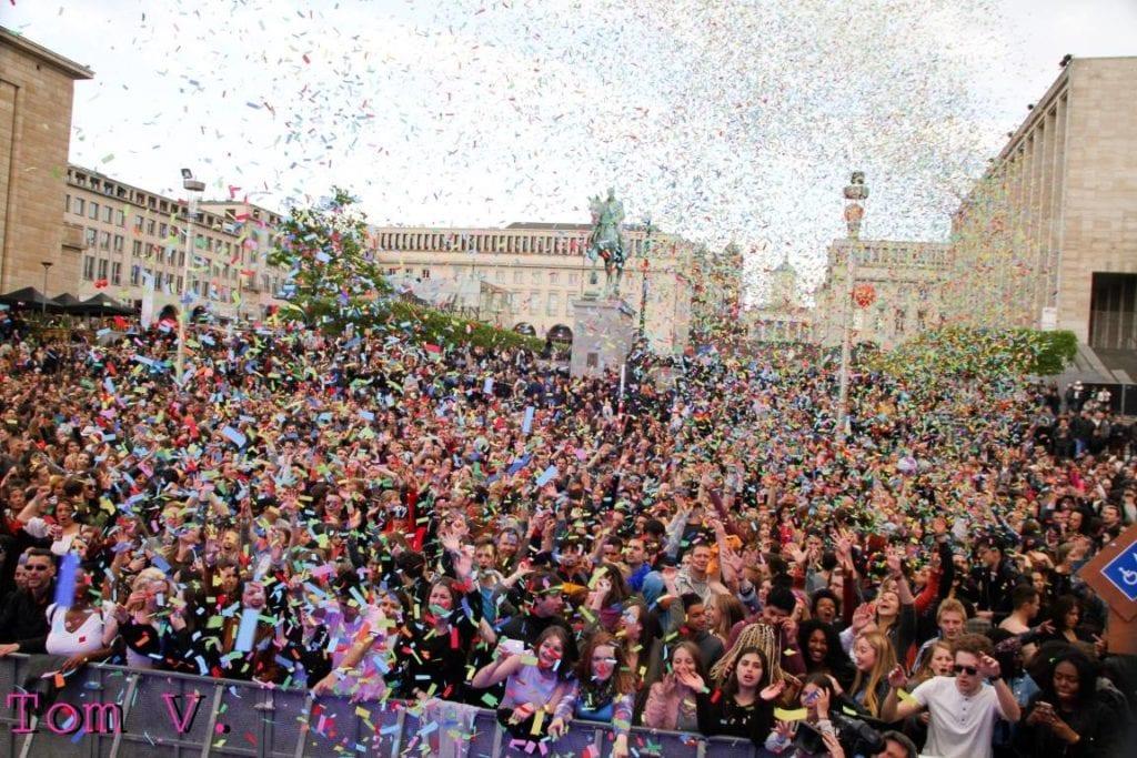 Gay Pride de Bruxelles (The Belgian Pride)