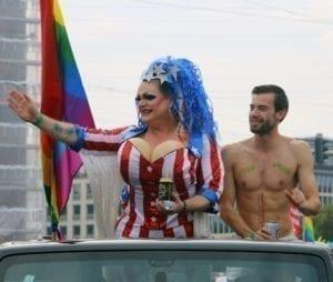 Gay Pride de Copenhague