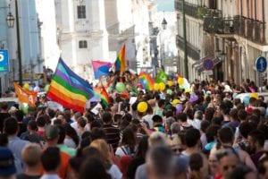Gay Pride de Lisbonne